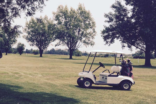 A view from Bob's Countryside Golf Course (Rondi Niederkohr-Littlejohn)
