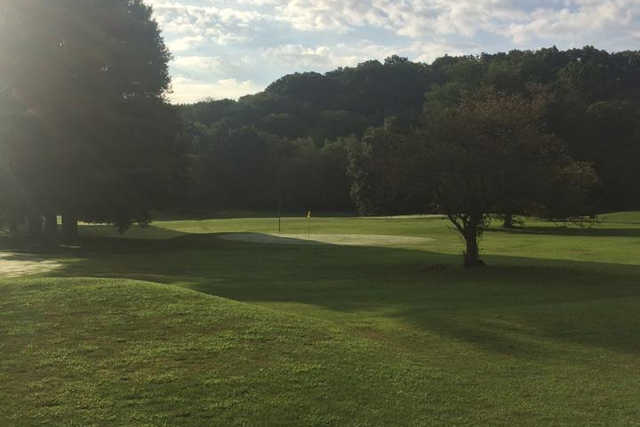 A view of a green at Beaver Creek Par 3 (Janie C. Smith)