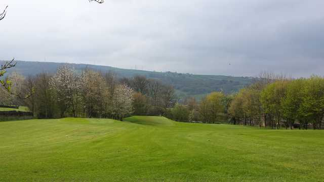View of a fairway at East Morton Golf Club