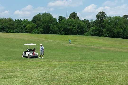 A view from Robins' Ridge Golf Course (Bonnie Gutierrez)