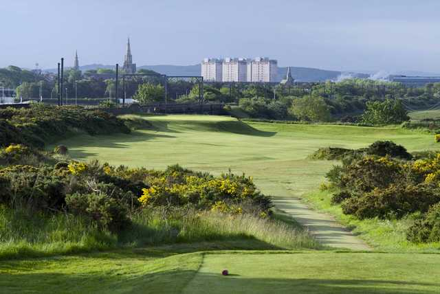 View from Irvine GC