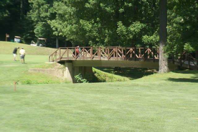 A view from Echo Valley Golf Club (Vicki M. Doan)