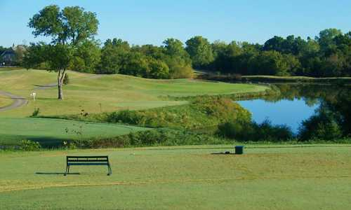 A view from tee #6 at White Hawk Golf Club