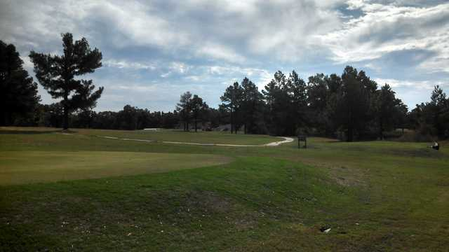 A view from Bermuda Creek Golf Club