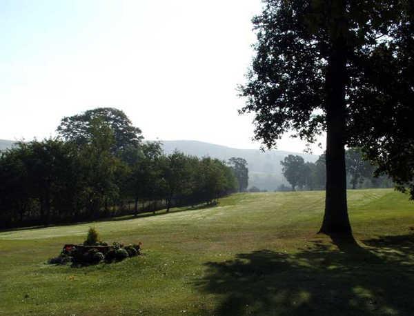 Torwoodlee Golf Club: 8th fairway