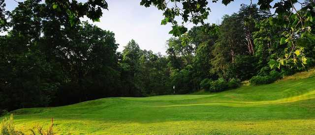 View of the 3rd hole at Prince William Golf Club