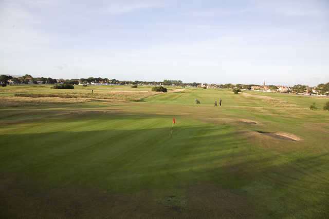 View from Troon Links - Darley
