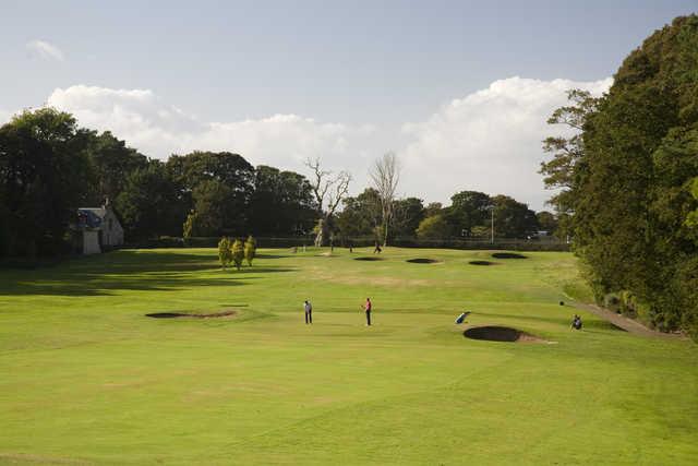 View from Belleisle Park - Belleisle