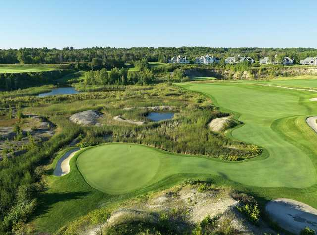 The Quarry at Bay Harbor: 6th green