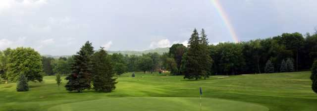 A view from Clearfield-Curwensville Country Club