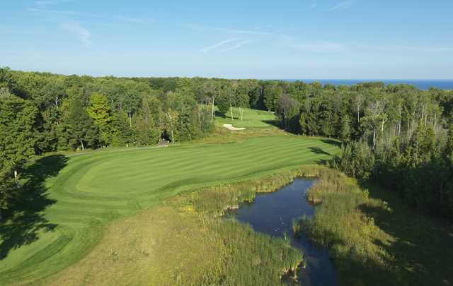 The Preserve at Bay Harbor: View from #7