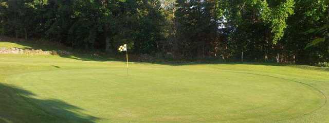 Green from Bridge of Allan Golf Club