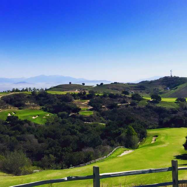A view from tee #15 at Vellano Country Club