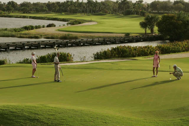 A view from Grand Harbor Golf & Beach Club