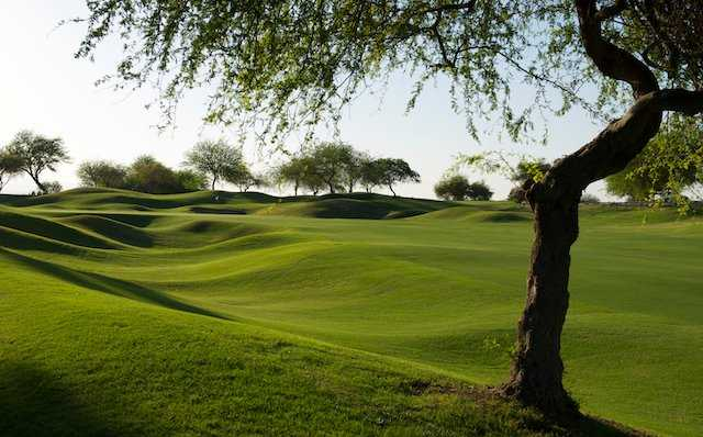 A view from Gary Player Signature Course at Westin Mission Hills Golf Resort & Spa