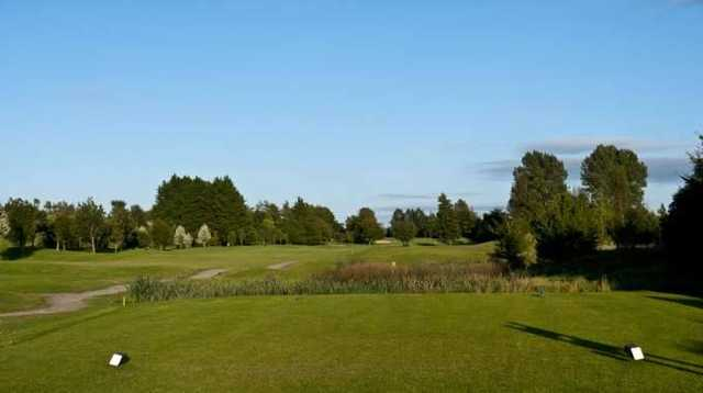 A view from tee #3 at Nenagh Golf Club