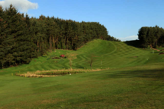 View of the 16th hole at St. Michaels Golf Club