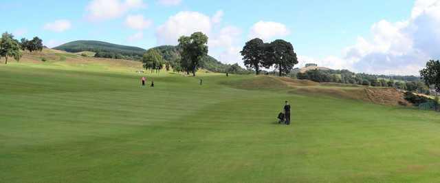 Dollar Golf Club panorama