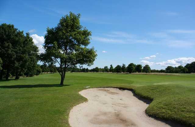 View from Haddington Golf Club