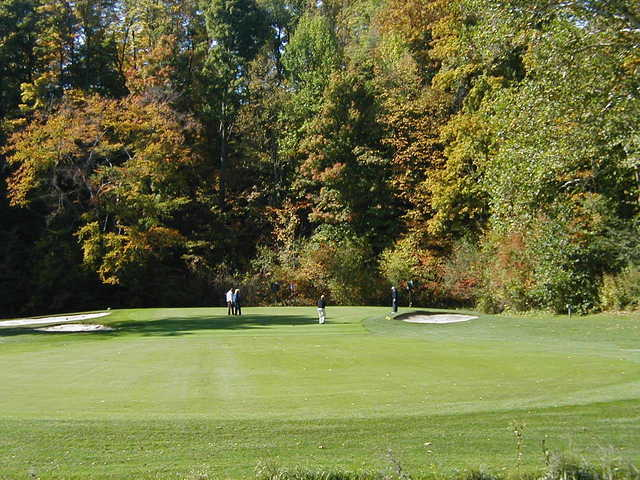 View from Hawthorne Valley Country Club