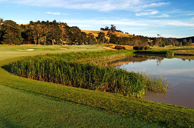 A view from Heritage Golf & Country Club