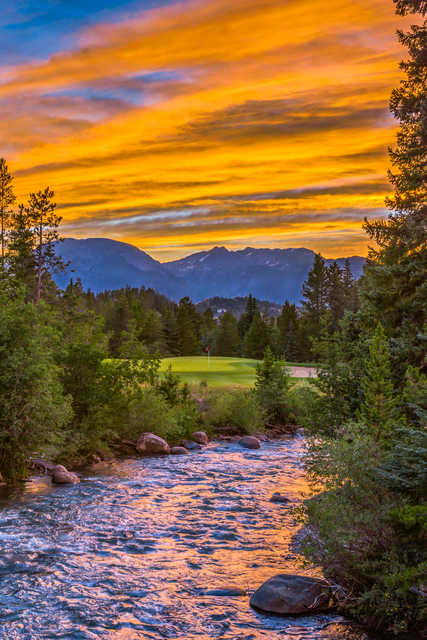 River Course at Keystone: #7