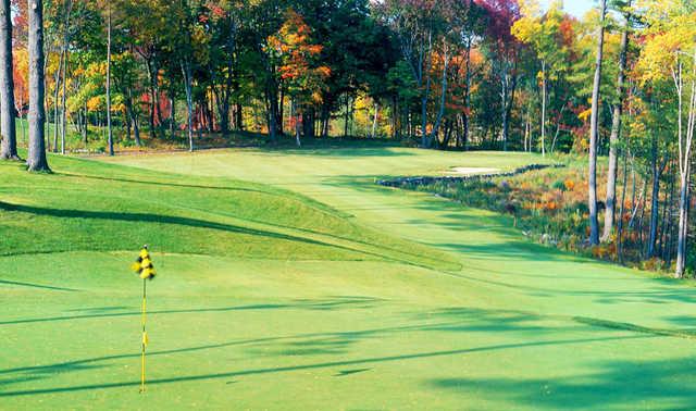 A view from Cyprian Keyes Golf Club