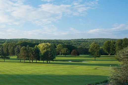 A view from Kirkbrae Country Club