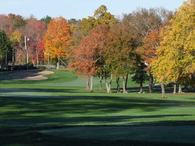 A view of the 10th fairway at Ridder Farm Golf & Country Club