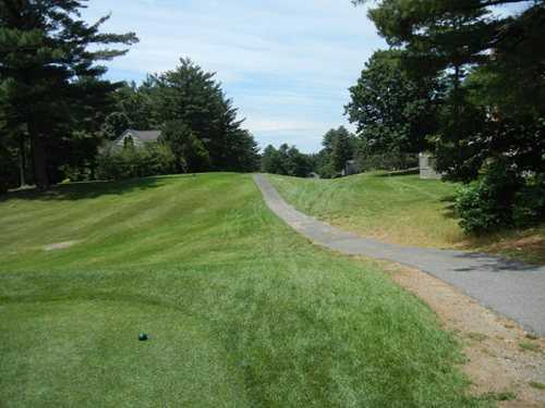 A view from tee #11 at Thomson Country Club