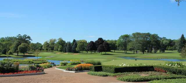 View from #10 at Glenview Park