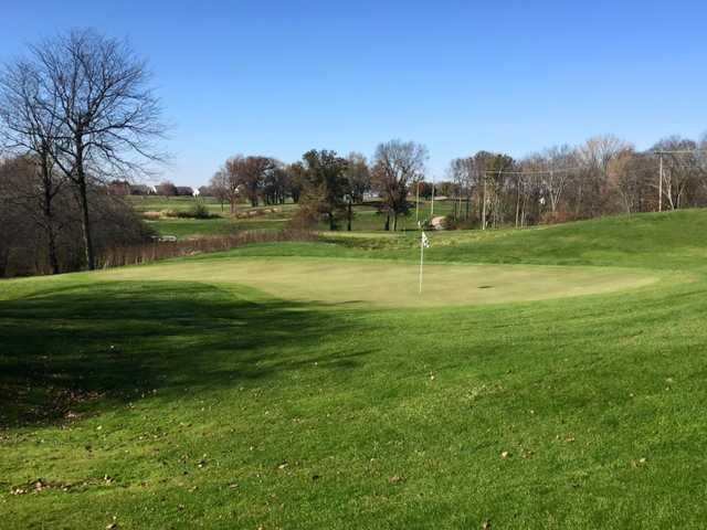 A view of a hole at Piper Glen Golf Club