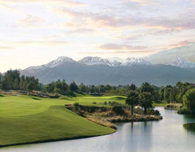 A view of green #10 at Shadow Ridge Golf Club