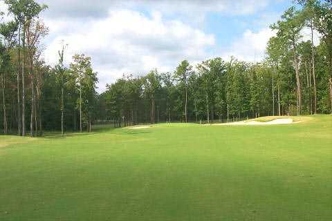 A view from Ford's Colony at Williamsburg - Blue Heron Course