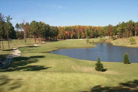 A view from Ford's Colony at Williamsburg - Blackheath Course