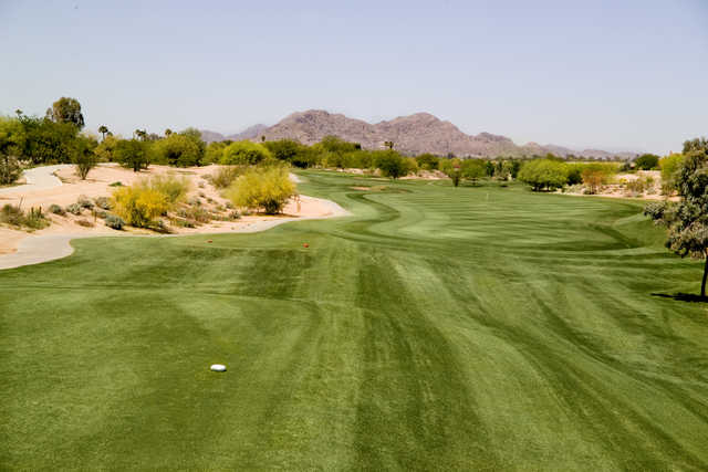 A view from Scottsdale Silverado Golf Club