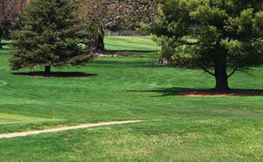 A view from Maple Brook Golf Club