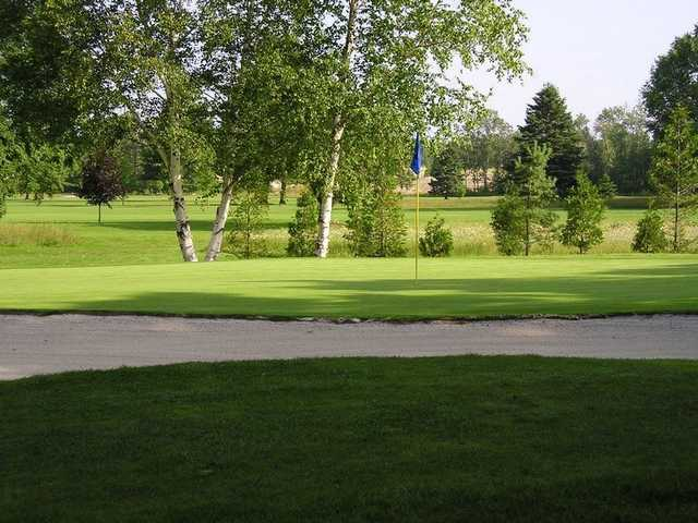 A view of hole #7 at Legacy Nine from Saugeen Golf Club