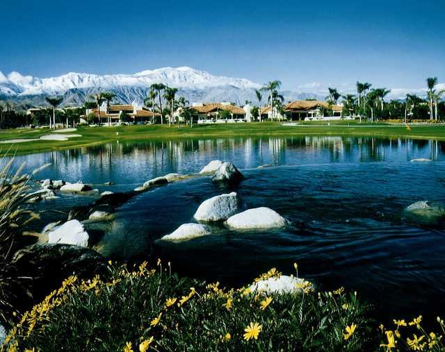 A view from Rancho Mirage Country Club