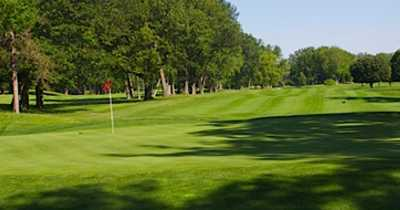 A view of a green at Port Huron Golf Club