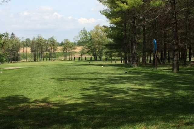 A view from tee #8 at Blue from MontHill Golf and Country Club