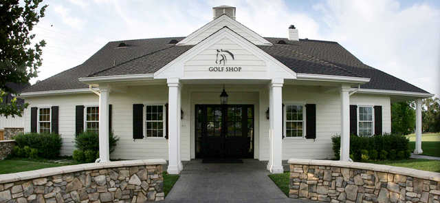 A view of the Golf Shop at Morgan Creek Golf and Country Club