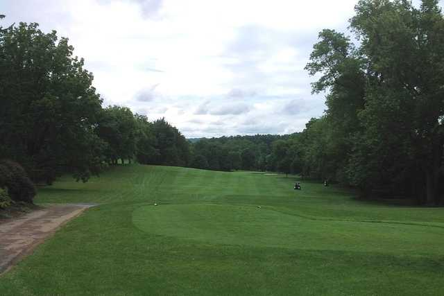 A view from tee #13 at Berkleigh Golf Club