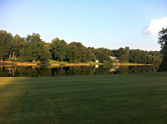 A view from Deep Springs Country Club