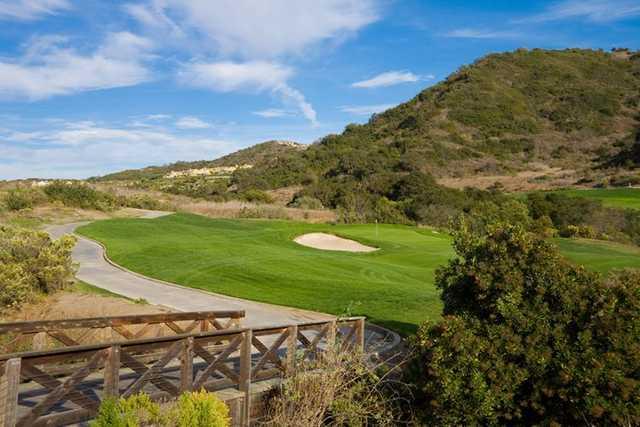 View from Talega Golf Club