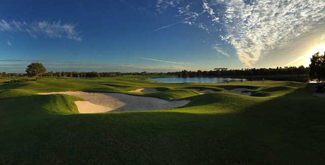 A view from Lakewood Ranch Golf & Country Club.