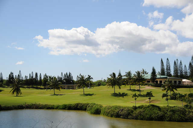 A view from Coral Creek Golf Course