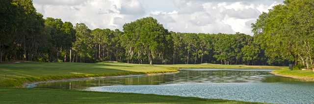 View from the 8th hole at Julington Creek