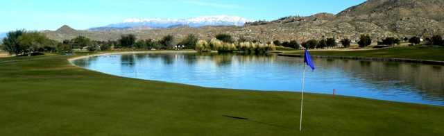 View of the 4th hole from Diamond Valley Golf Club