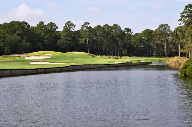 A view over the water from Hilton Head National Golf Club